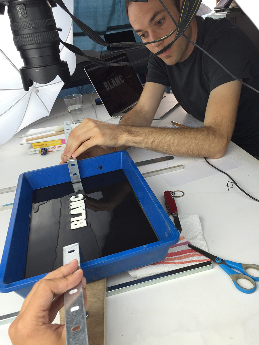 Vincent Viala animation stop motion
